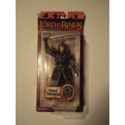 Toybiz Theodred Action Figure Lord Of The Rings (The Two Towers)