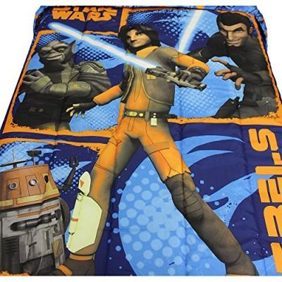 "Lucas Film Star Wars Rebels ""Fight"" Comforter, Twin/Full"