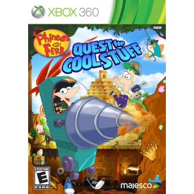 Phineas and Ferb: Quest for Cool Stuff - Xbox 360