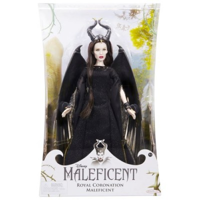 "Maleficent: 11.5"" Maleficent Royal Coronation Collector Doll"