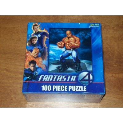 2005 MARVEL fANTASTIC 4 Jigsaw puzzle - 100 pieces