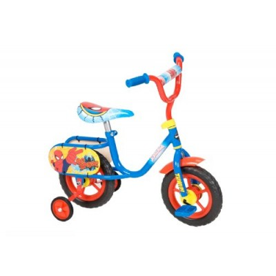 Huffy 10 Inch Marvel Ultimate Spider-man Bike/Bicycle/Pedal Cycle