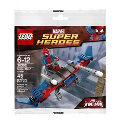 LEGO Super Heroes 30302 Ultimate Spider-Man Glider Polybag