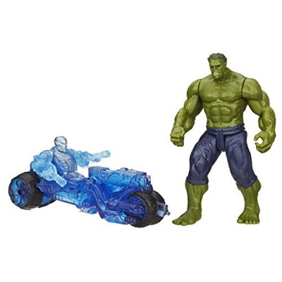 Marvel Avengers Age of Ultron Hulk Vs. Sub-Ultron 003 2.5-inch Figure Pack