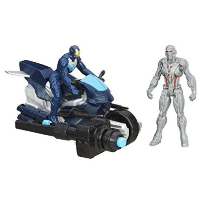 Marvel Avengers Age of Ultron Ultimate Ultron vs. Iron Leader Iron Man