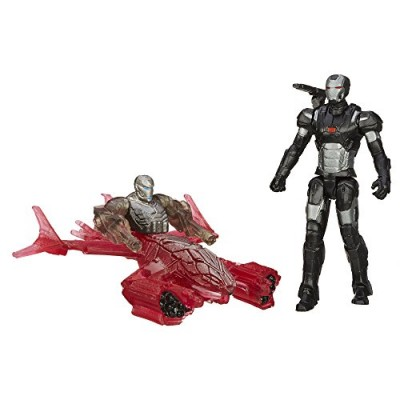 Marvel Avengers Age of Ultron War Machine Vs. Sub-Ultron 006 2.5-inch Figure Pack