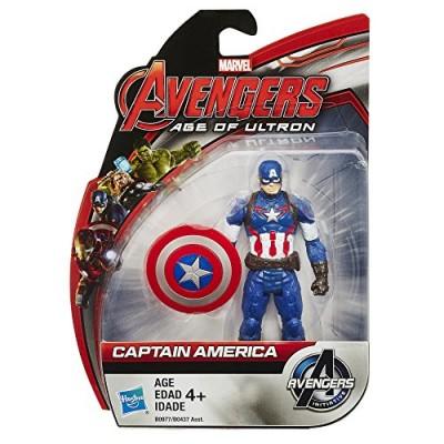 Marvel Avengers All Star Captain America 3.75-Inch Figure