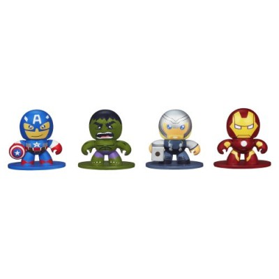 Marvel Avengers Assemble Micro Muggs 4-Pack