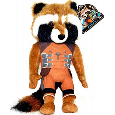 Marvel Guardians of the Galaxy Exclusive Rocket Raccoon Plush