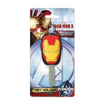 Marvel Iron Man 3 Soft Touch PVC Key Holder