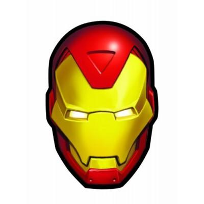 Marvel Iron Man Head Magnet