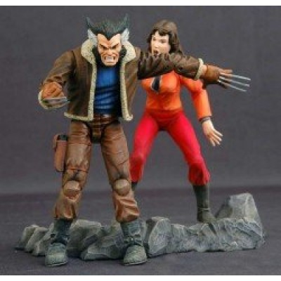 Marvel Select: Days of Future Past Wolverine Action Figure