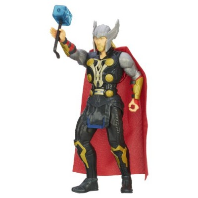 Marvel Thor The Dark World Hammer Launch Thor Figure
