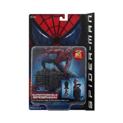 Spider-Man Movie Super Poseable