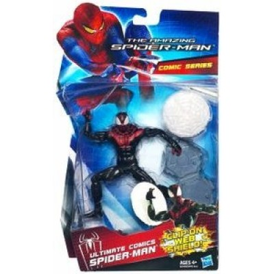The Amazing Spider-Man Comic Series Ultimate Comics Spider-Man Exclusive Figure
