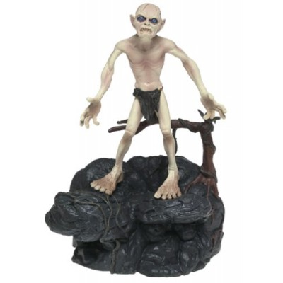 """The Lord of the Rings - The Two Towers: Gollum 6"""" Action Figure (Series #4)"""