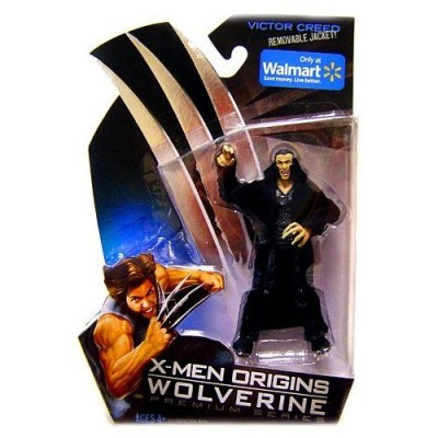 X-Men Origins Wolverine Premium Series Victor Creed Sabretooth Figure