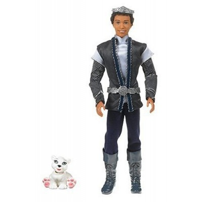 Barbie and The Magic of Pegasus: Prince Aidan Doll - African American