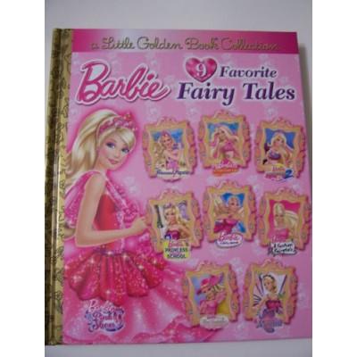 Barbie Educational Fairy Tale Collection ~ Princess & Popstar, A Mermaid Tale, A Mermaid Tale 2, Princess Charm School, Pink Shoes, A Fairy Secret,...