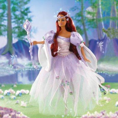 Barbie of Swan Lake:  Teresa as the Fairy Queen