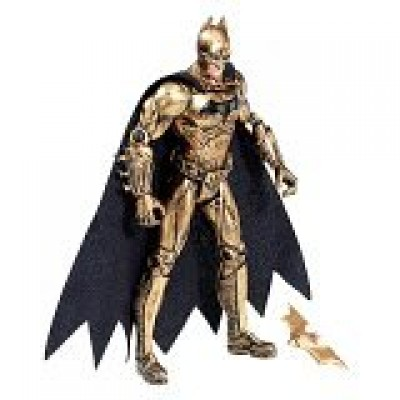 Batman Begins Bronze Edition 2005 Batman Figure