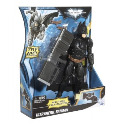 "Batman The Dark Knight Rises 10 ""Ultrahero Batman Figure"""
