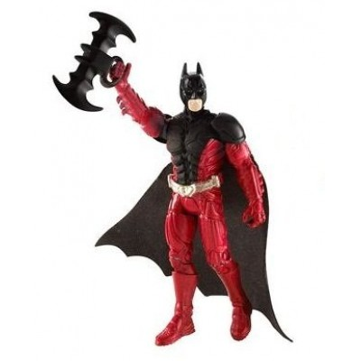 Batman The Dark Knight Rises Batarang Bash Batman 4 Inch Scale Action Figure