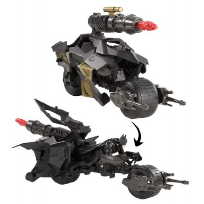 Batman the Dark Knight Rises Batpod Vehicle and Batman Action Figure