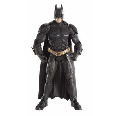 Batman The Dark Knight Rises Movie Masters Collector Batman Figure