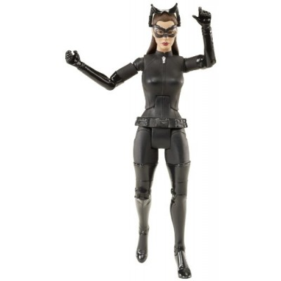 Batman The Dark Knight Rises Movie Masters Collector Catwoman Figure (Styles May Vary)