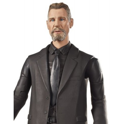 Batman The Dark Knight Rises Movie Masters Collector Ra's Al Ghul Figure