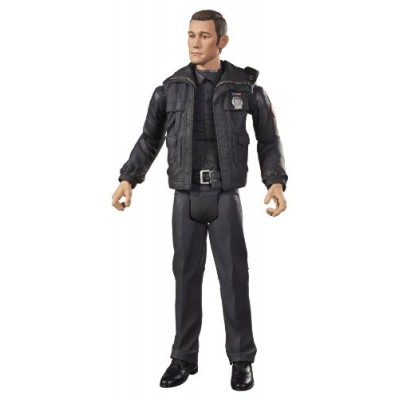 Batman The Dark Knight Rises Movie Masters GCPD Blake Collector Figure