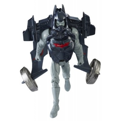 Batman The Dark Knight Rises QuickTek Flight Strike Batman Figure