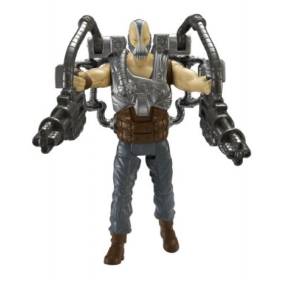 Batman The Dark Knight Rises QuickTek Venom Menace Bane Figure