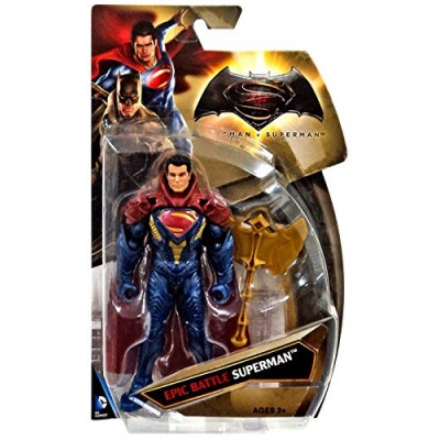 "Batman v Superman: Dawn of Justice Epic Battle Superman 6"" Figure"
