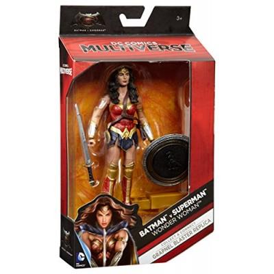 "Batman v Superman: Dawn of Justice Multiverse 6"" Wonder Woman Figure"