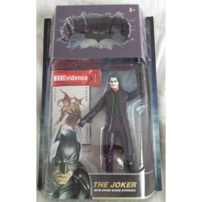 Dark Knight Action Figures:The Joker with Crime Scene Evidence