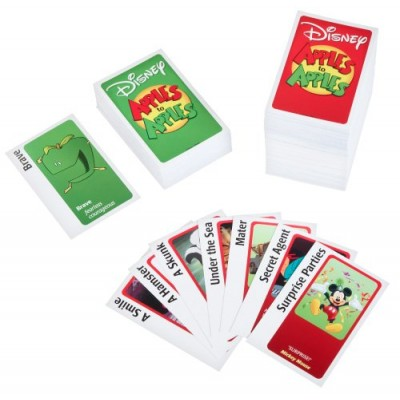 Disney Apples to Apples Card Game