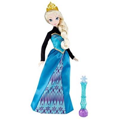 Disney Frozen Color Change Elsa Doll
