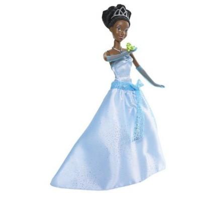 Disney Just One Kiss Princess Tiana Doll