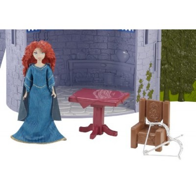 Disney/Pixar Brave Castle & Forest Playset