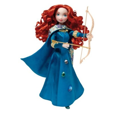 Disney/Pixar Brave Gem Styling Merida Doll