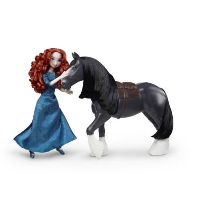 Disney/Pixar Brave Merida & Angus Giftset
