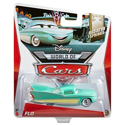 Disney/Pixar Cars Flo Diecast Vehicle