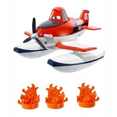 Disney Planes: Fire & Rescue Scoop & Spray Firefighter Dusty