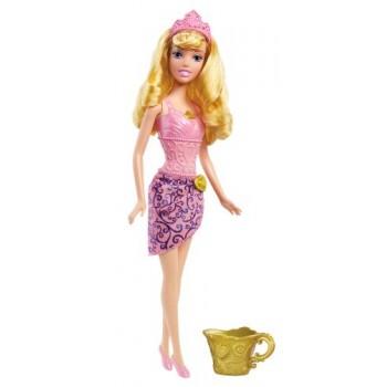 Disney Princess Bath Beauty Sleeping Beauty Doll - 2012