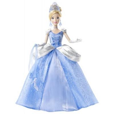 Disney Princess Cinderella Holiday Princess Doll, 2012