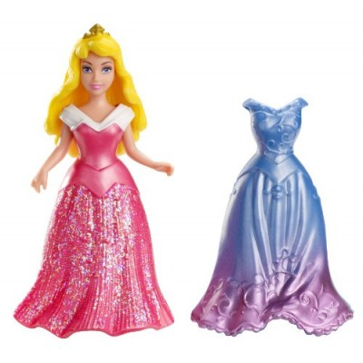 Disney Princess, Little Kingdom, MagiClip, Sleeping Beauty Aurora with 2 Dresses