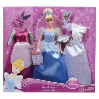 Disney Princess Royal Style Cinderella