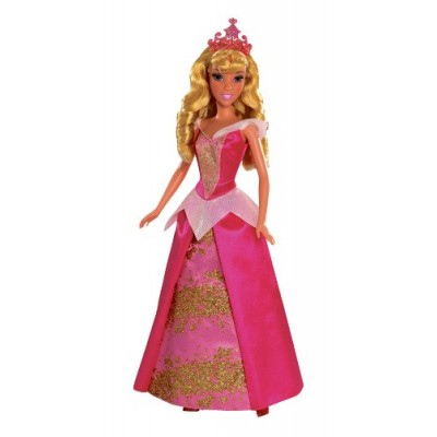 Disney Princess Sparkling Princess Sleeping Beauty Doll - 2012